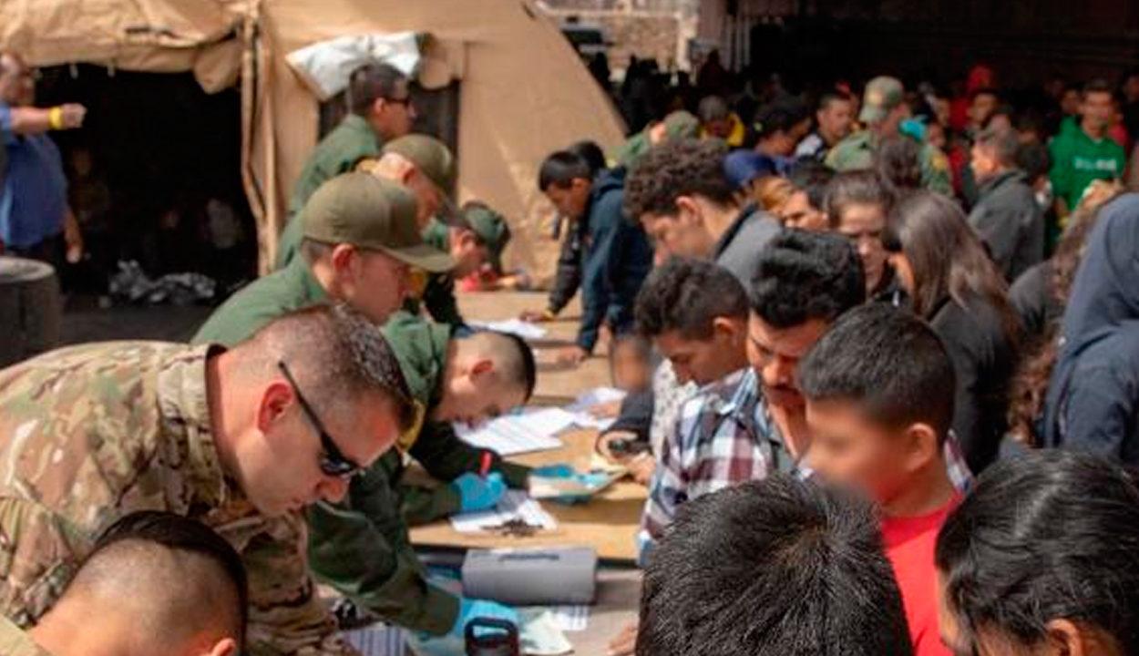 Más de 1,000 indocumentados que llegan por la frontera serán enviados cada mes al sur de Florida
