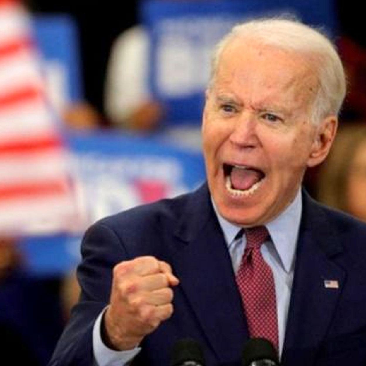 Joe Biden, el vicepresidente de Obama que ahora tiene la misión de sacar a Trump de la Casa BlancaPeter Ball BBC World Service