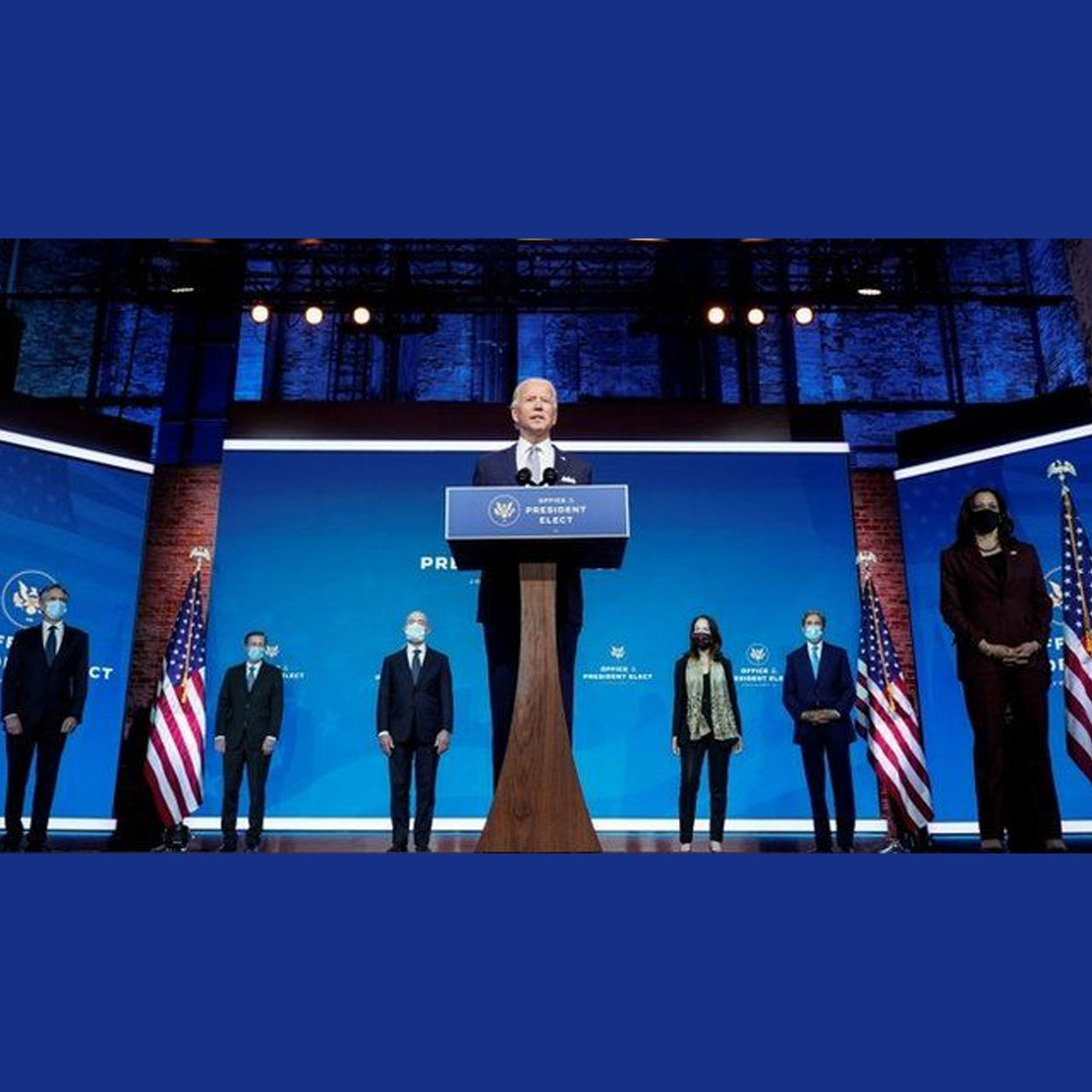 Las nominaciones más llamativas del próximo gabinete del presidente Biden., incluido un latino para manejar la inmigración